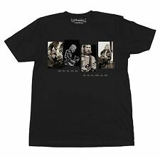 DUANE ALLMAN MENS T SHIRT ORIGINAL JIM MARSHALL PHOTOS ALLMAN BROTHERS BAND