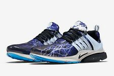 Nike Air Presto 'Lightning' Black Zen Grey Harbor Blue lunar flyknit 789870-004