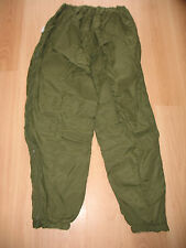 British Army Issue, Softie, Cold Weather, Thermal Trousers, Reversible