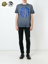 New Diesel Men's T-Shirt T- NEFTI T-Shirt 88N Blue Available All Sizes RRP£70