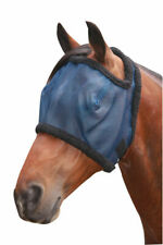 New Horse Pony Fly+mask+Fly+Veil UV protection+Citronella insect repellant