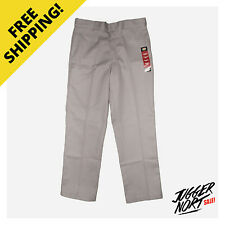 DICKIES Original 874 Work Pants Silver - Authentic - FREE Postage