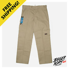DICKIES Double Knee Work Pants WP852 Desert Sand - Authentic - FREE Postage