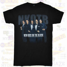 NEW KIDS ON THE BLOCK NKOTB The Package American Tour T-Shirt