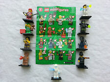 LEGO serie 11 Minifigurine, figurine, personnage serie 11 choose model
