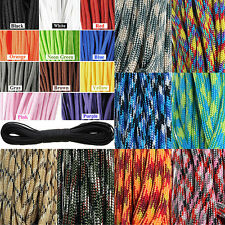 16-328FT 7 Core Desert 550 Paracord Parachute Cord Strand Nylon Survival Outdoor