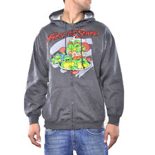 TEENAGE MUTANT NINJA TURTLES TMNT Fresh From The Sewer Mens Hoodie