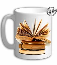 Personalised BOOK    MUG , Can Add Any Name and Text free- IL 7235