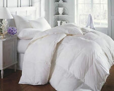Goose Feather And Down Duvet 15.0 Tog Single Double King Superking Size Quilt