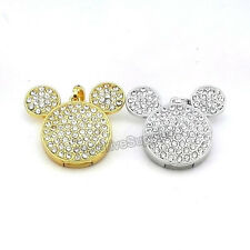 Pendrive 16GB 32GB Mickey Mouse Novelty USB Stick Flash Memory Drive 2.0