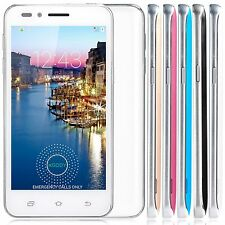 """XGODY 4.5"""" For AT&T T-mobile Quad Core Android Smart Cell Phone Unlocked 2SIM"""