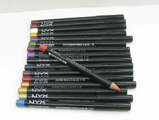 NYX SLIM EYE/EYEBROW PENCIL 0.04 oz 1G- MADE IN FRANCE LIPS - BUY 3 GET 1 FREE