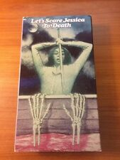 Let's Scare Jessica to Death (VHS)