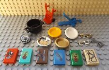 LEGO Mini Figure Various Utensils Accessories Dish Key Choose One You Require