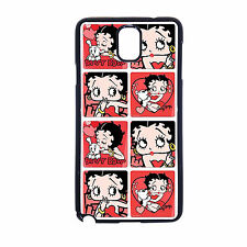 BETTY BOOP 165  PHONE CASE COVER FITS SAMSUNG GALAXY S3 S4 S5 & MINI TOP QUALITY
