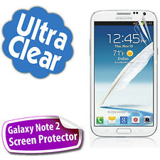 Ultra HD Clear Screen Protector Film Guard For SAMSUNG GALAXY Note 3 2 S5 4 3