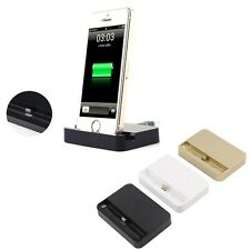 Charger Dock Station Cradle Charging Sync Stand For iPhone 6 6S Plus Newest