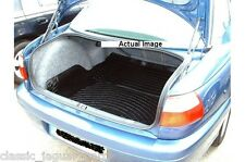Vauxhall Omega Saloon (94 - 04) rubber boot mat liner options & bumper protector