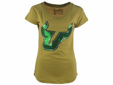 University South Florida Bulls UCF Womens Harper NCAA Tee T-Shirt NWT 50% off!
