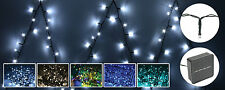 Solar Powered Led String Lights Outdoor Solar Powered Led Lights Trees Decking