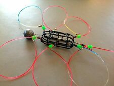 """crab snares 3""""basic imported wire cage  always have extra spares"""