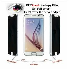 Privacy/Tempered Glass/Clear Screen Protector Film for Samsung Galaxy S6 Edge+ P