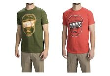 Simms Fly Fishing Men's Trademark Fisherman's T Shirt - You Choose Size & Color