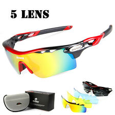 Fashion Cycling glasses Eyewear Men's Polarized Outdoor Riding Sports Sunglasses