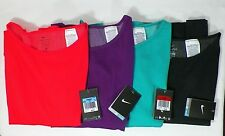 NIKE WOMEN'S DRI-FIT KNIT EPIC CREW TRAINING LONG SLEEVE SHIRT  XS #589296-NWT