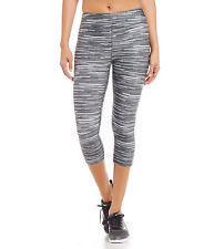 "UNDER ARMOUR WOMEN'S HEATGEAR COMPRESSION 17"" PRINTED CAPRI # 1258599-NWT"