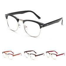 Men Women Vintage Clear Glasses Frame Eyewar Eyeglasses Spectacles Eyewear