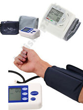 NEW Digital Arm Blood Pressure Upper Automatic Monitor Heart /Pulse Meter LCD  H