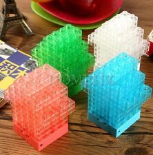 LED Brick Building Block Lego Toy DIY shape LAMP USB Night Light Puzzle Jigsaw