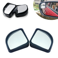 Round Sector Wide Angle Convex Blind Spot Mirror Rear View Messaging Car Vehicle
