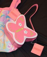 Gymboree PALM SPRINGS Butterfly Purse NWT