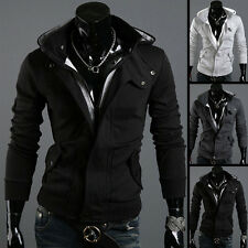 2016 Stylish Creed Hoodie Fit Men's Cosplay For Assassins Jacket Costume Coat