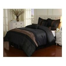 7 Pcs Comforter Set Bedding Luxury Covers Bedroom Queen King Pillows Decor Quilt