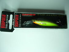 RAPALA TAIL DANCER TD5 FISHING LURES 3/16oz / 6g VARIOUS COLOURS 10' DIVE