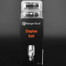 AUTHENTIC KANGER CLAPTON COIL REPLACEMENT 0.5OHM - 5PCS/PK