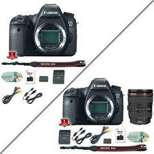 Canon 6D DSLR Camera (BODY ONLY) * OR * Canon 6D w/ 24-105mm F/4L KIT - NEW