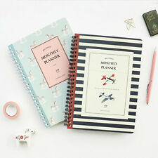 [Iconic Becoming Monthly Planner ] Diary Scheduler Book Journal Daily Planner