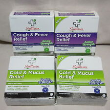 Similasan Children's Junior Strength Cough, Fever, Cold, & Mucus Tablets 80 ct.