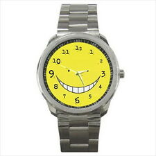NEW Wrist Watch Stainless Assassination Classroom anime manga Ansatsu Kyoushitsu