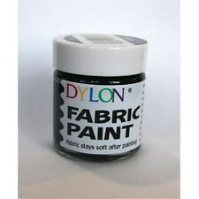 Dylon Fabric And Dark Fabric Paint Different Colours 25ml Textile Dyes Craft