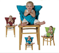 Kids Infant High Chair Portable Belt Seat Travel Going Out Fashion Safety Soft