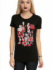 Teen Titans Group Girls T-Shirt
