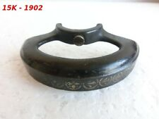 Antique Vtg Singer 15K / 1902 Year ~ Sewing Machine ~hand wheel/belt guard cover