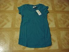 Planet Motherhood Women's Maternity Short Sleeve V-Neck Top Size 12-14 L