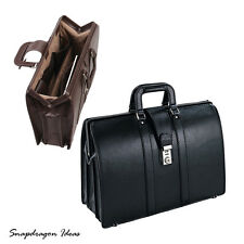 SnapdragonIdeas The Lawyer Bellino Cowhide Leather Executive case P3725