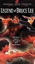 The Legend of Bruce Lee (VHS, 2001, Martial Arts Theater)